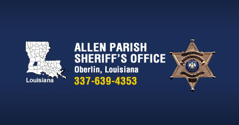 Online Payments - Allen Parish Sheriff's Office